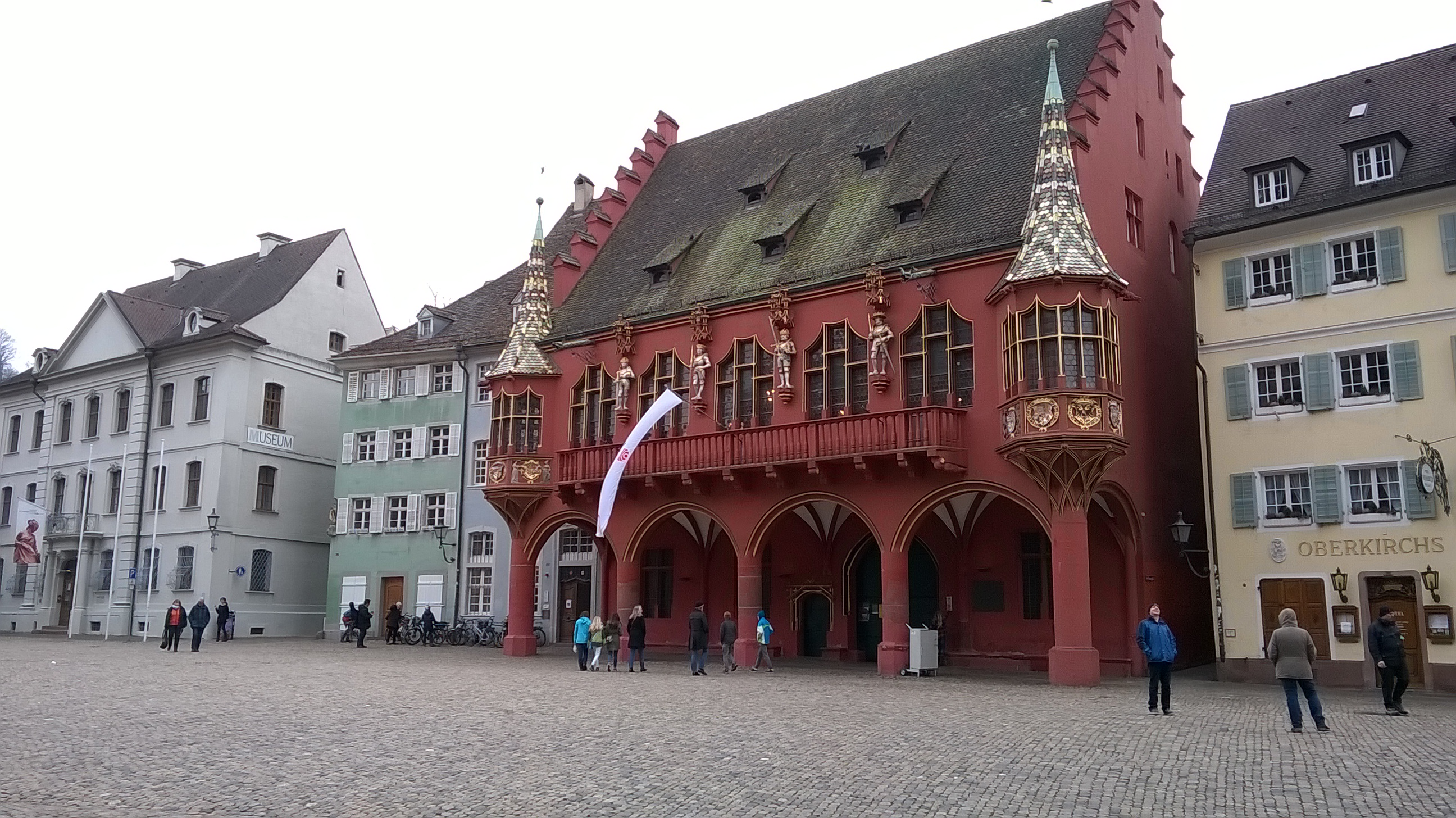 Historical Merchants' Hall
