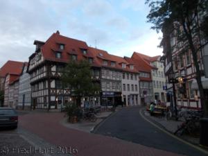 Göttingen Altstadt