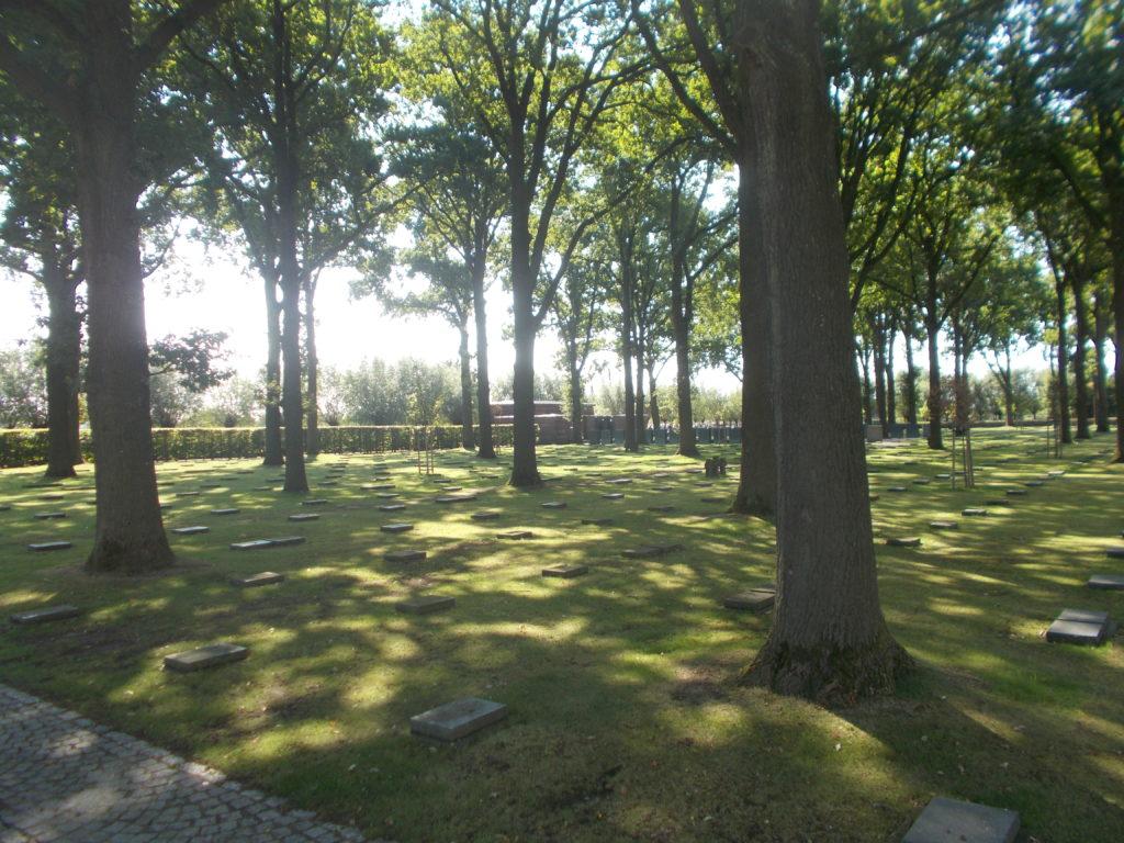 Langemark Cemetary