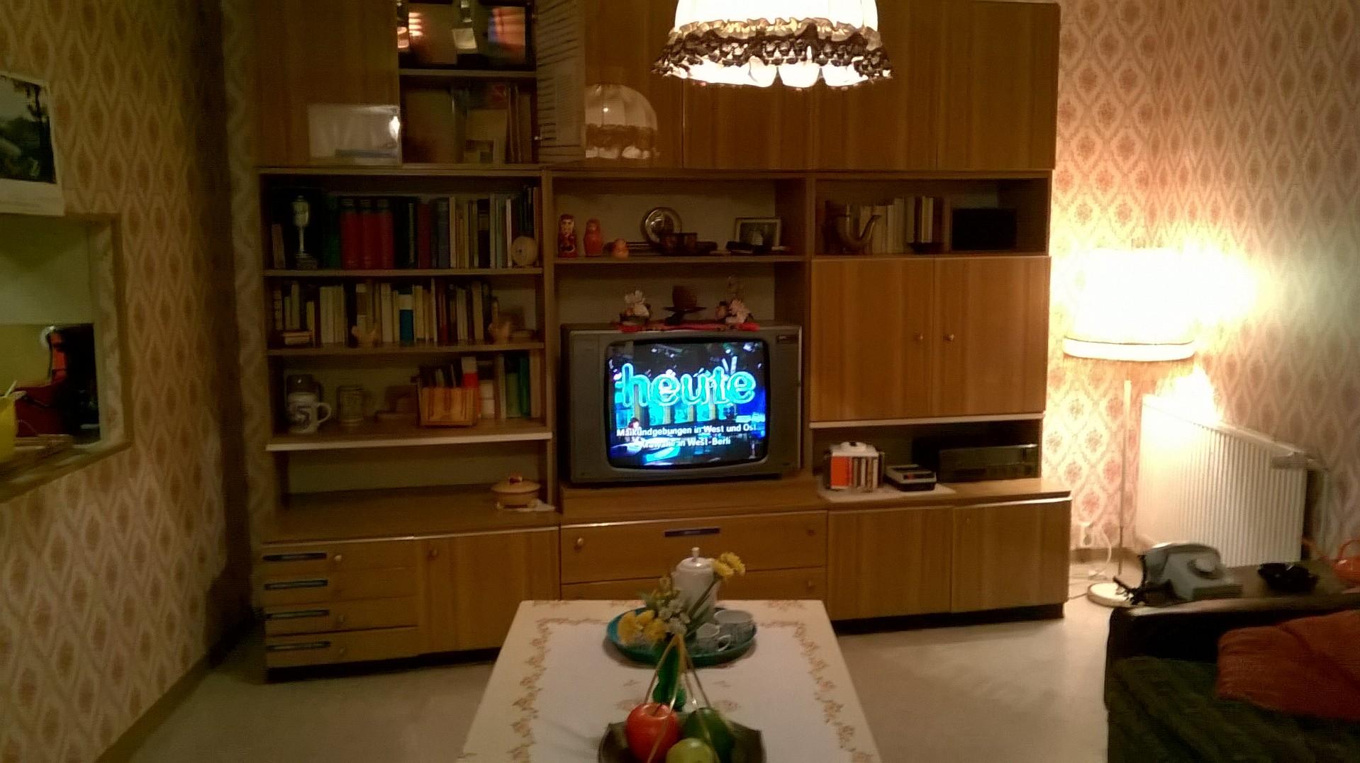 DDR Museum Living Room